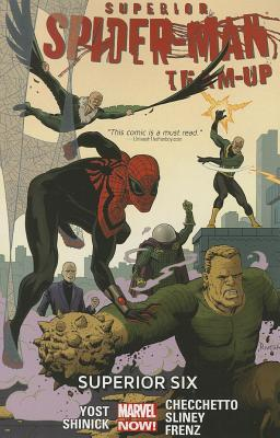 Superior Spider-Man Team-Up, Volume 2: Superior Six