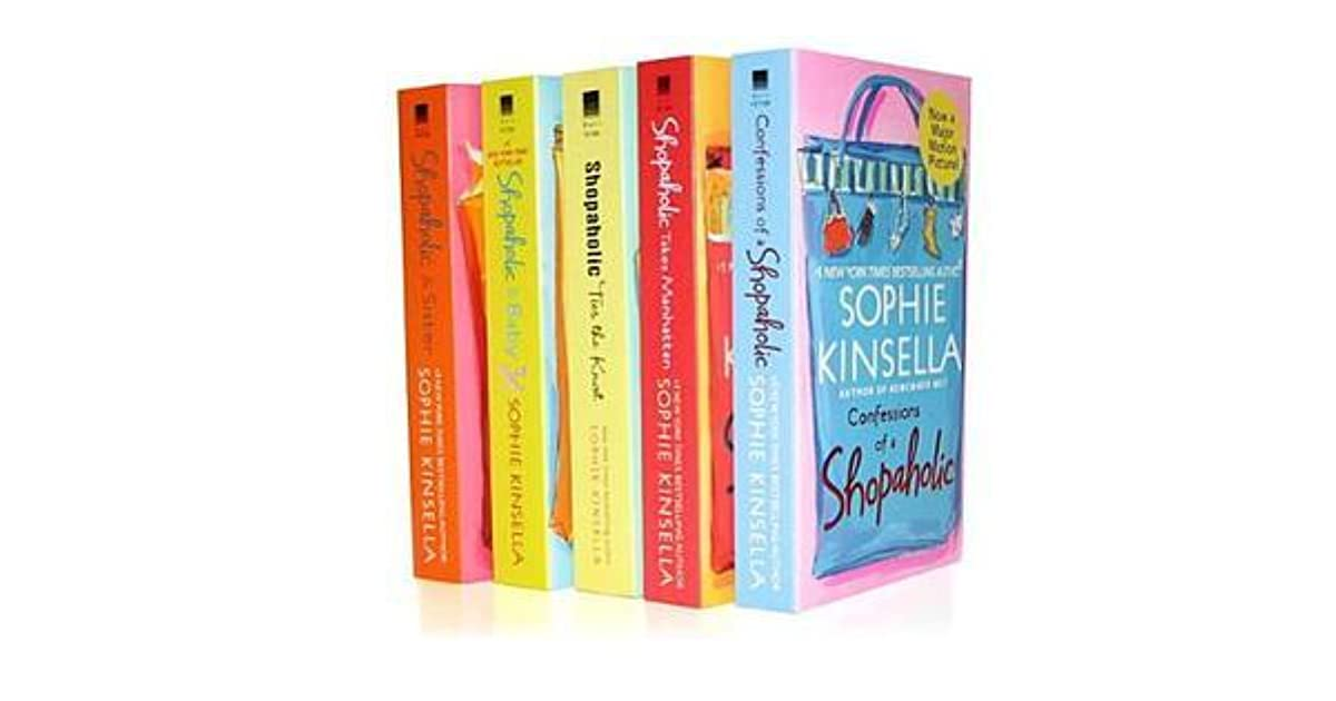 Sophie Kinsella Quote You Can Want And Want And Want But: Sophie Kinsella's Shopaholic 5-Book Bundle: Confessions Of