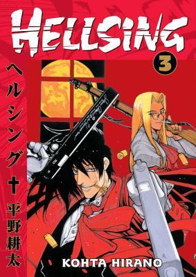 Hellsing, Vol. 03