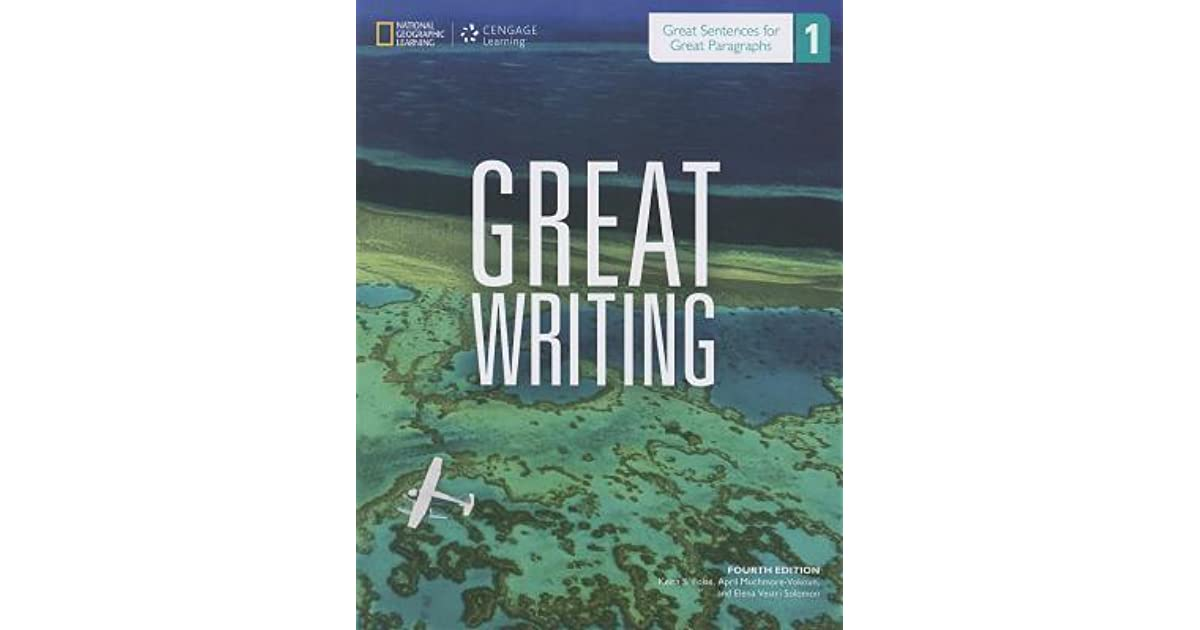 great essays by keith s. folse Great writing 4 great essays 9781424051014 keith s folse april muchmore vokoun.