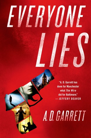 Everyone Lies (DCI Simms & Professor Fennimore, #1)