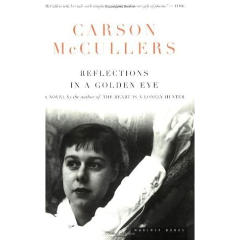 an analysis of the use of imagery in carson mccullerss novel reflections in a golden eye