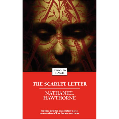 a discussion of the inspiration of the scarlet letter by nathaniel hawthorne The glencoe literature library study guide for the scarlet letter by nathaniel hawthorne i meet nathaniel hawthorne we are made better by all that he writes.