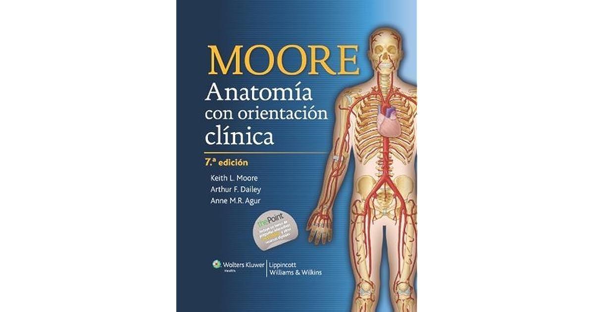 Anatomía con orientación clínica by Keith L. Moore