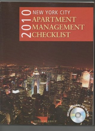 New York City Apartment Management Checklist, 2010