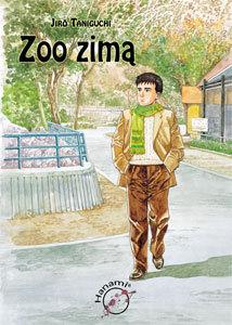 Zoo zimą by Jirō Taniguchi