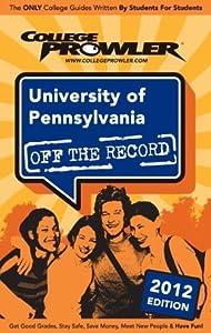 University of Pennsylvania 2012