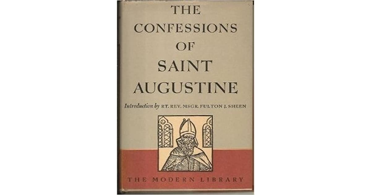 the confessions by saint augustine addresses mankinds timeless questions Augustine explores the nature of the human mind in order to establish its similarity to, and dissimilarity from, the divine trinity.