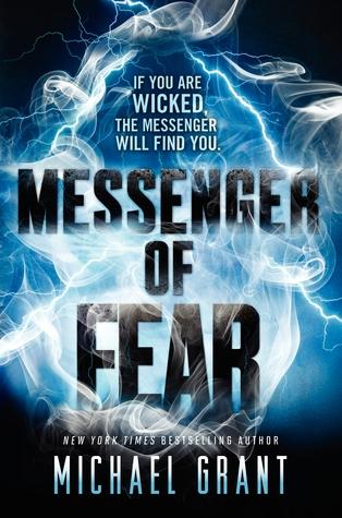 Messenger of Fear (Messenger of Fear, #1)