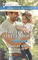 The Texan's Little Secret (Texas Rodeo Barons, #3)