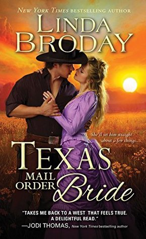 Texas Mail Order Bride by Linda Broday