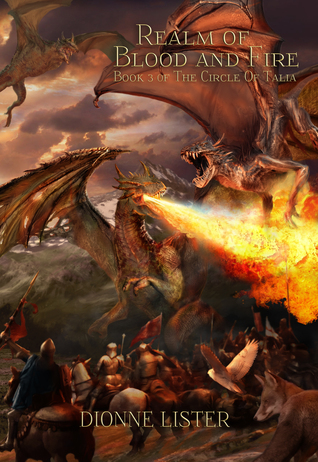 Realm of Blood and Fire (The Circle of Talia, #3)