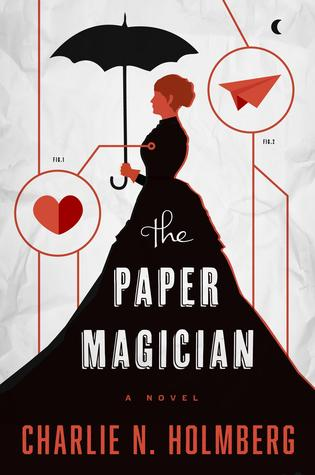 Cover of The Paper Magician by Charlie N. Holmberg