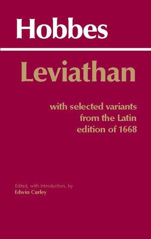 Leviathan by Thomas Hobbes