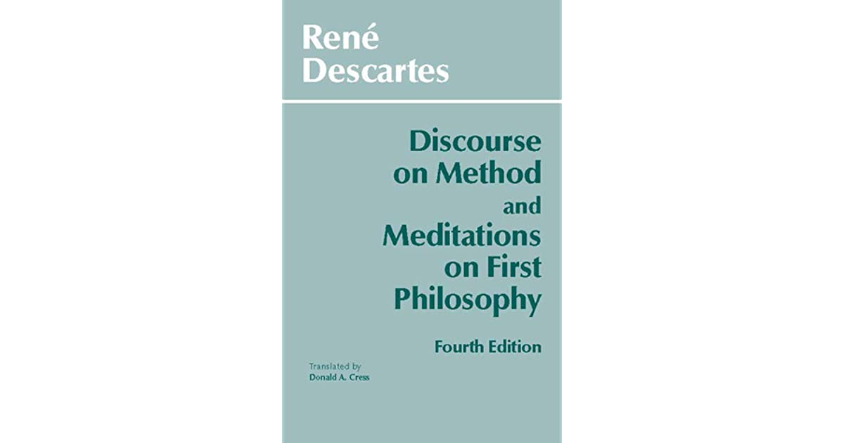 essay descartes first meditation Meditations on first philosophy renedescartes face tests and essays without framed in a meditational form meant to span six days' meditation descartes.