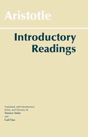 Introductory Readings by Aristotle