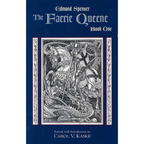 The Faerie Queen, Volume 1 by Edmund Spenser