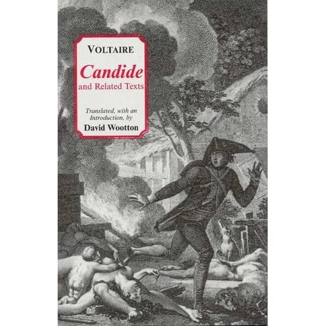 analysis of voltaires philosophy in candide essay Essay on voltaire's candide character analysis 1426 words | 6 pages voltaire's candide character analysis voltaire's candide seems to display a world of horror, one filled with floggings, rapes, robberies, unjust executions, disease, natural disasters, betrayals and cannibalism.