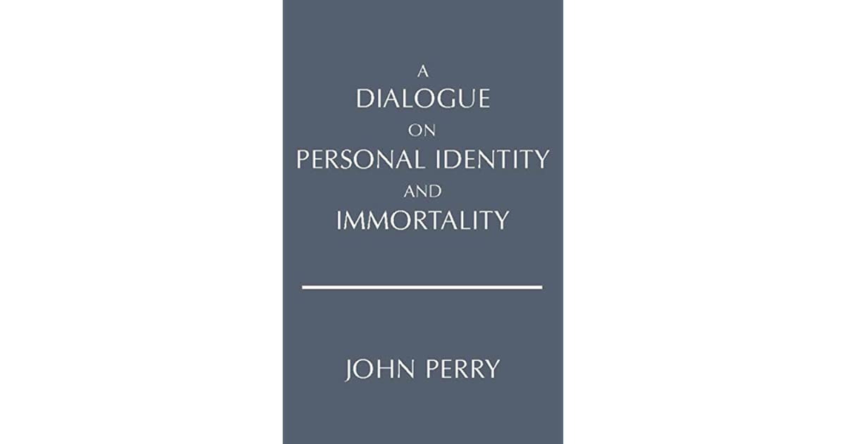 Analysis of Perry's Theories of Personal Identity