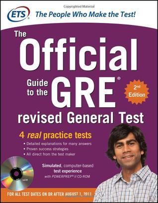 The Official Guide to the GRE Revised General Test  2nd