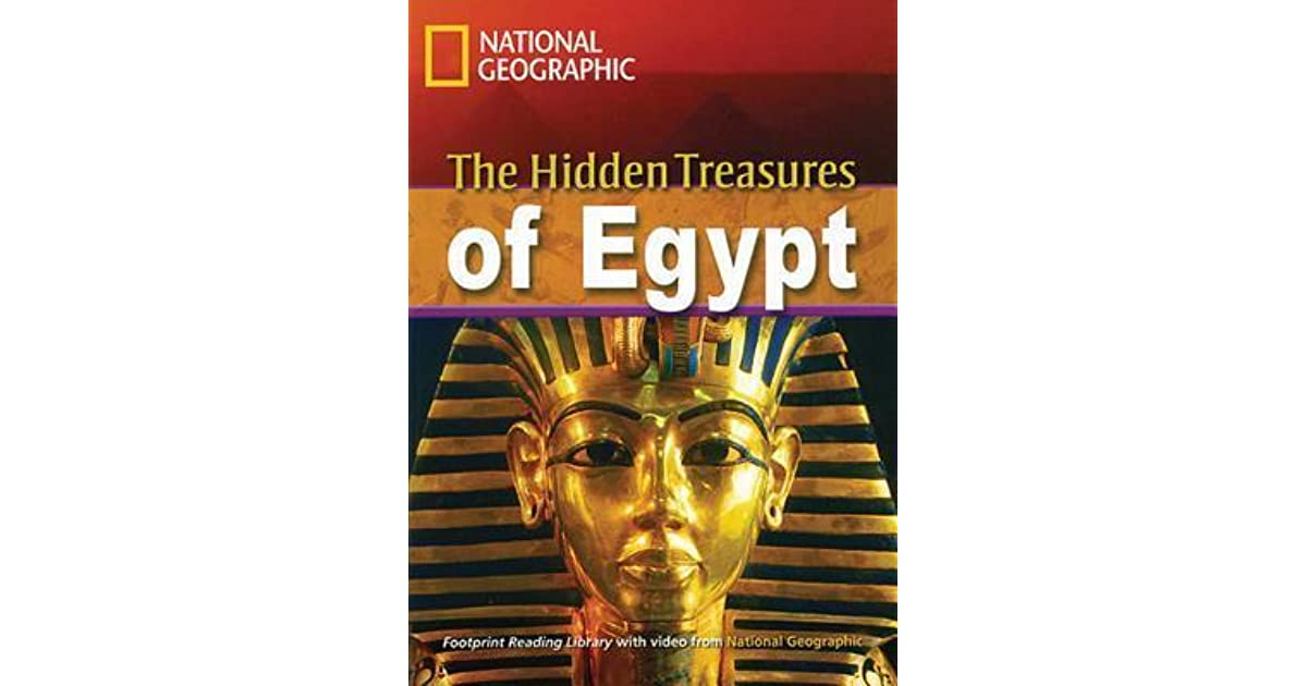 The Hidden Treasures Of Egypt Footprint Reading Library 7 By Rob Waring