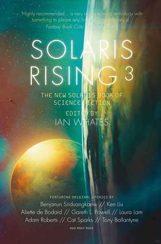 Solaris Rising 3 by Ian Whates