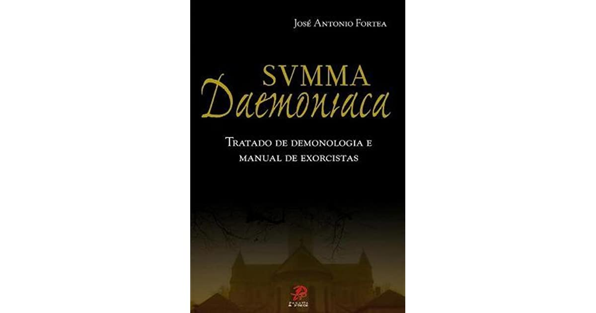 Manual De Demonologia Pdf