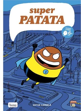 The Epic Origin Of Super Potato By Artur Laperla
