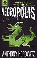 Necropolis (The Gatekeepers, #4)