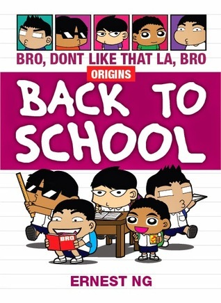 Bro Don't Like That La Bro Origins: Back To School