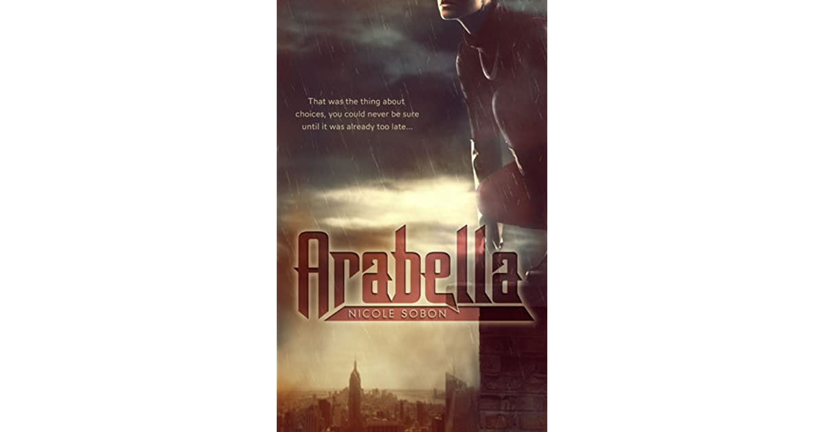 Arabella Guardians 1 By Nicole Sobon