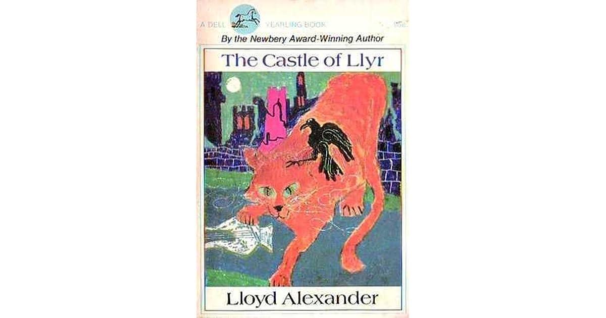 The Castle of Llyr | Lloyd alexander, Lloyd, Book cover art