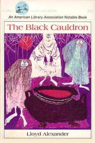 The Black Cauldron by Lloyd Alexander