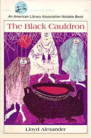 The Black Cauldron (The Chronicles of Prydain #2)