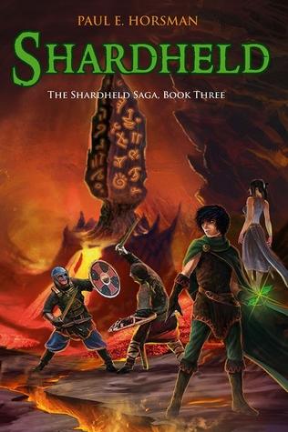 Shardheld (The Shardheld Saga, #3)