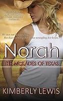 Norah (The McKades of Texas, # 2)