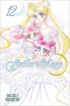 Pretty Guardian Sailor Moon Vol. 12 Pretty Soldier Sailor Moon by Naoko Takeuchi