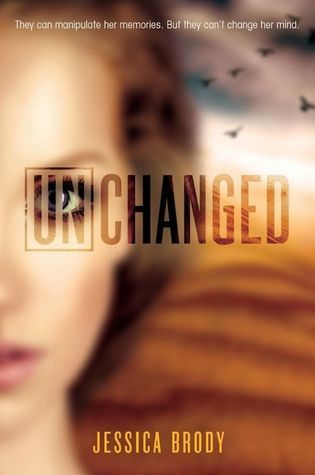 Unchanged by Jessica Brody