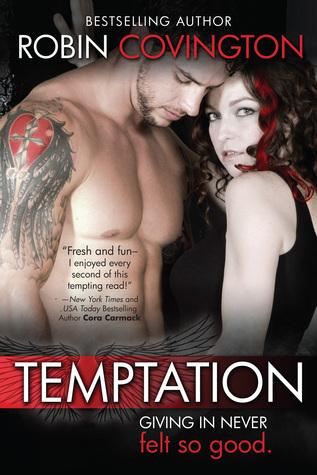 Temptation (Nashville Nights, #1)