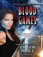 Blood Games (Chicagoland Vampires #10)
