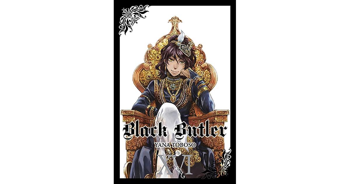 Black Butler, Vol  16 (Black Butler, #16) by Yana Toboso