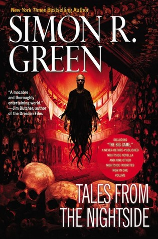 Cover of the book, Tales from the Nightside bySimon R. Green