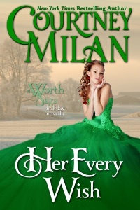 Her Every Wish (The Worth Saga #1.5)