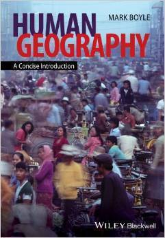 Human Geography- A Concise Introduction