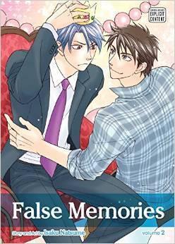 False Memories, Vol. 2 by Isaku Natsume