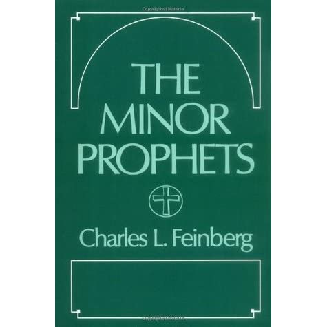 the minor post exilic prophets