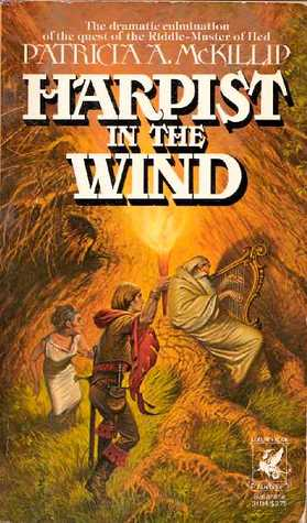 Harpist in the Wind by Patricia A. McKillip