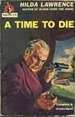 A Time to Die (Mark East, #2)