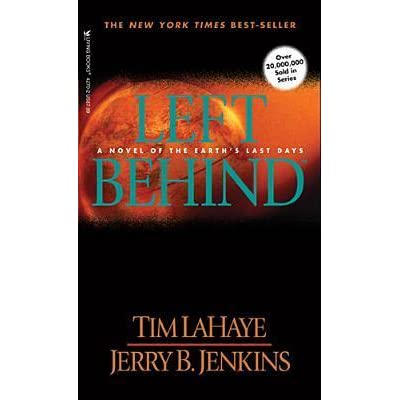 christian book review left behind