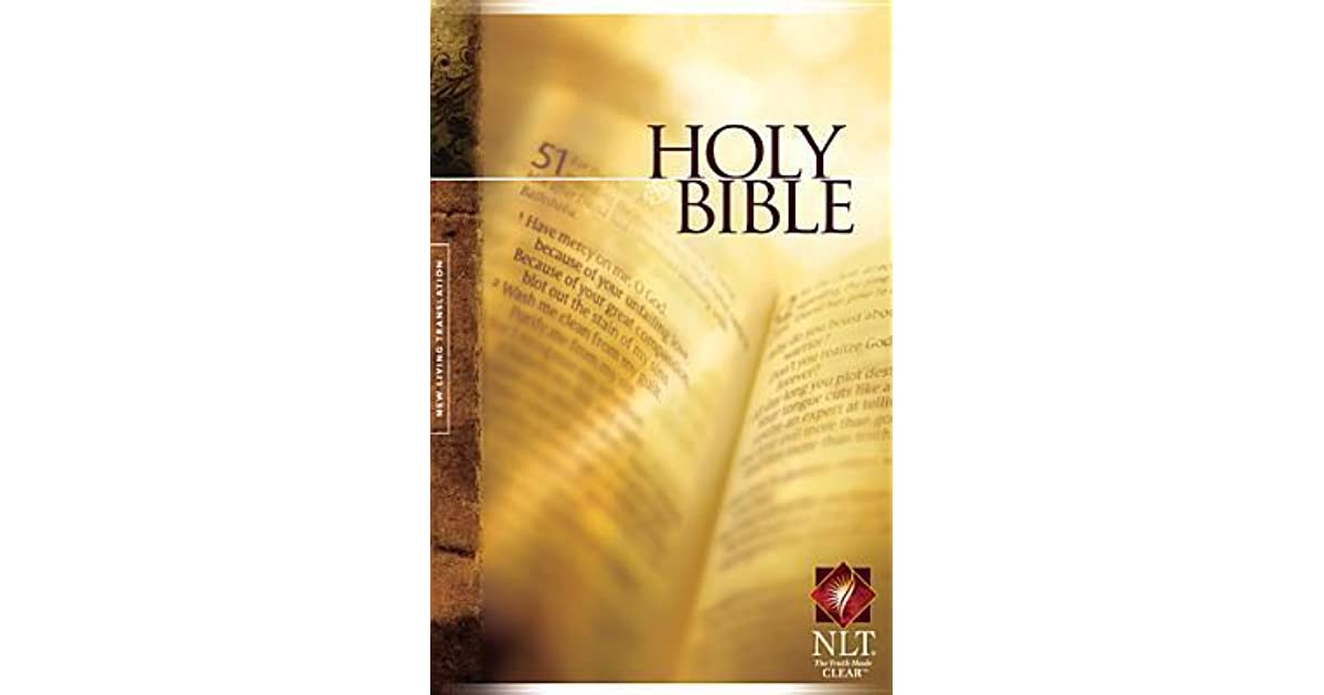 Holy Bible: New Living Translation by Anonymous